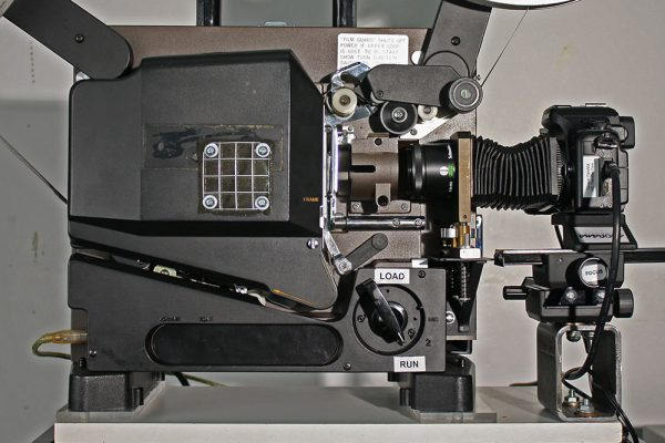 16mm Film to HD Transfer System