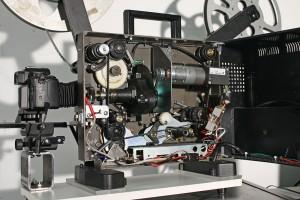 Cooper HD Telecine 4 (internals)