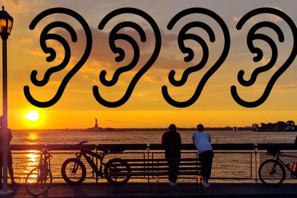 Brooklyn Waterfront Listening Walks