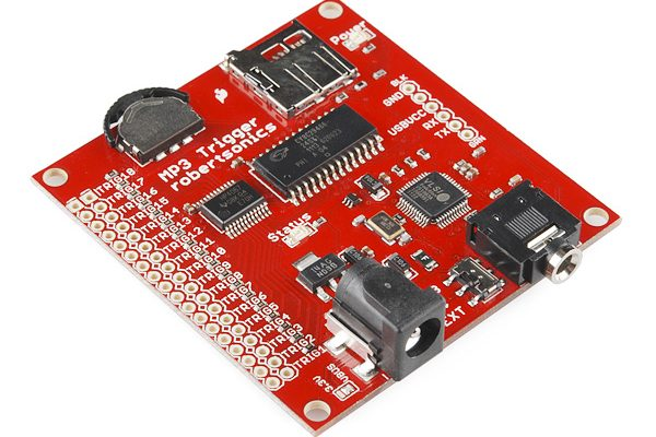Improving the Sparkfun MP3 Trigger