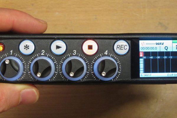 Sound Devices MixPre-6 Notes