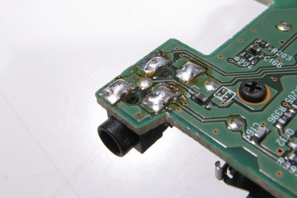 Marantz PMD660 Headphone Jack Fix