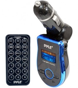 Pyle FM Transmitter closeup