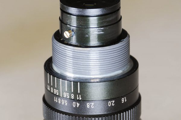 SLR Magic 12mm Lens Repair