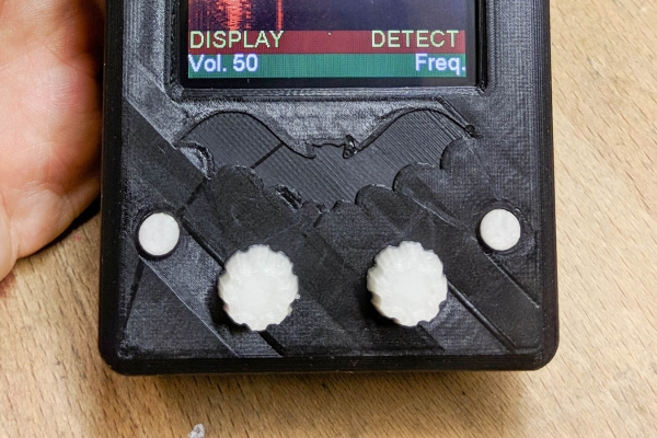 "DIY ""Teensy"" Bat Detector"