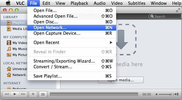 Stream Recording With VLC – Zach Poff