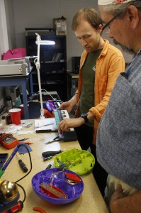 Orono Circuit Bending Workshop