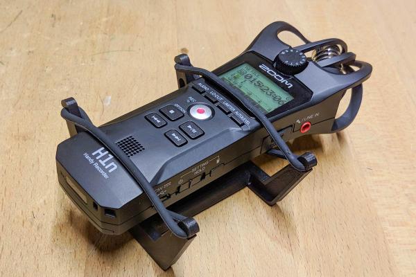 Zoom H1n Recorder Shockmount