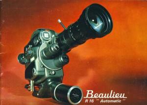 Beaulieu R16 Instruction Manual