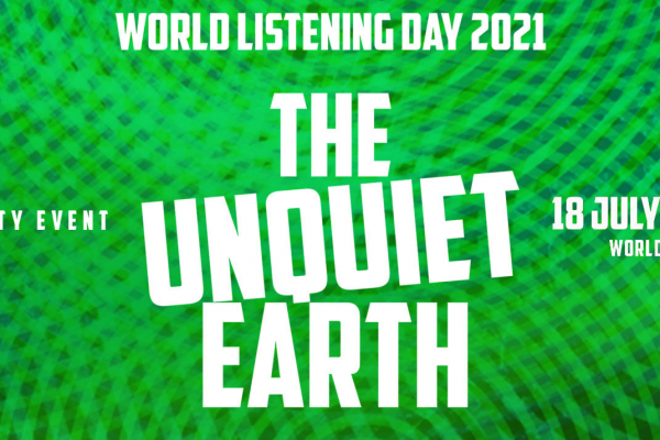 World Listening Day 2021: Trio For Other Ears