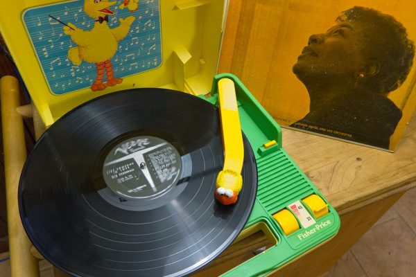 Fisher Price #816 Record Player Repairs