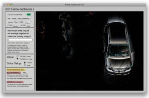 Software Update: Frame Subtractor 02