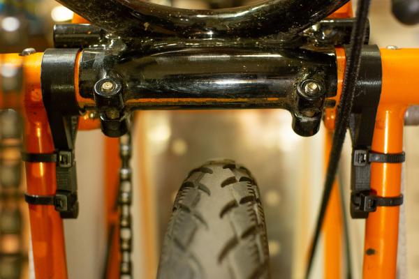 Haul-A-Day Cargo Bike Kickstand Fix