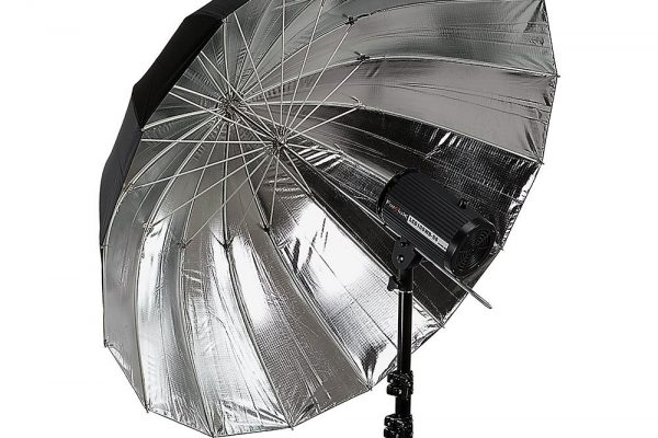 Umbrellas as Parabolic Speakers