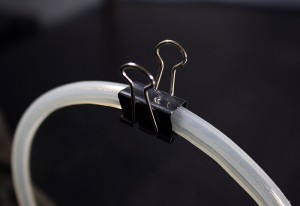 SV Safety Glass - with binder clip