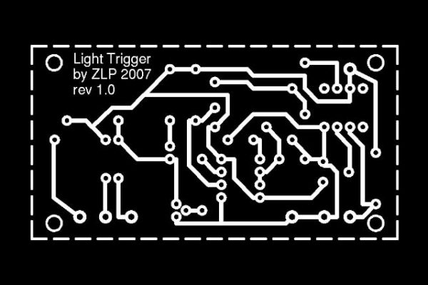Light Trigger Circuit